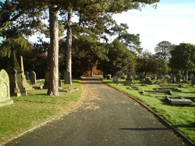 Louth cemetery