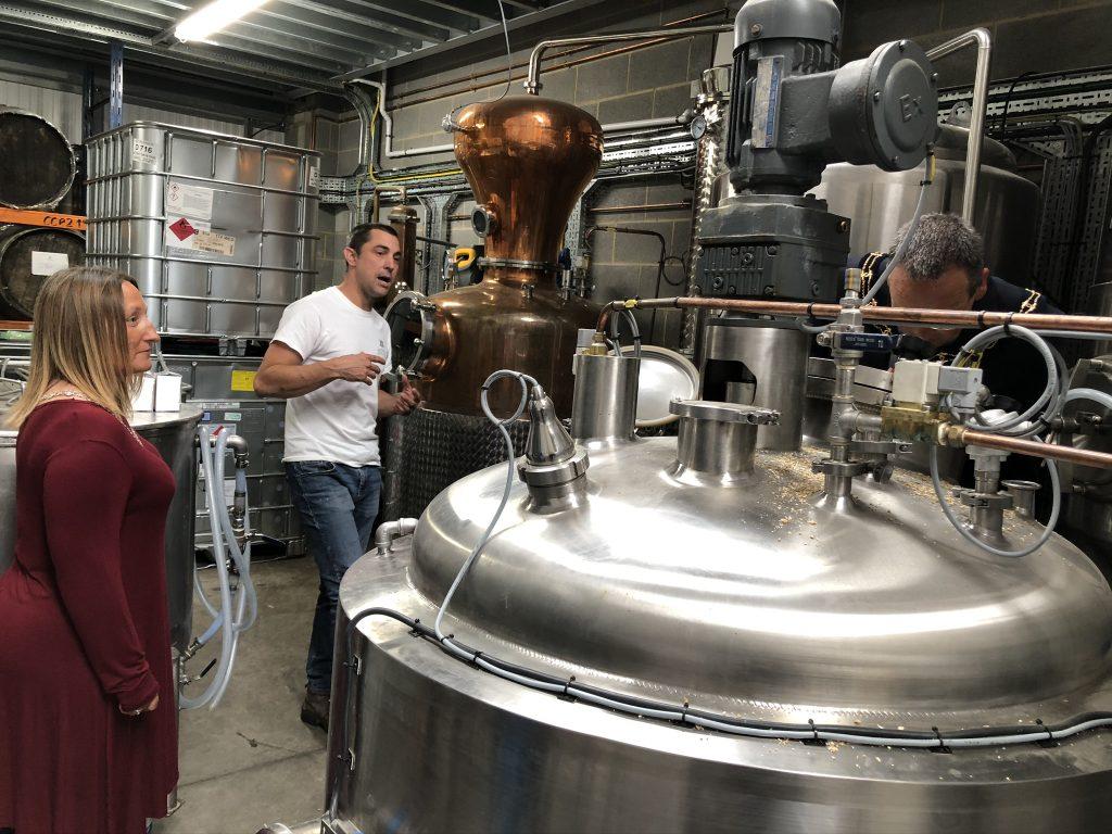 Bottomleys Distillery