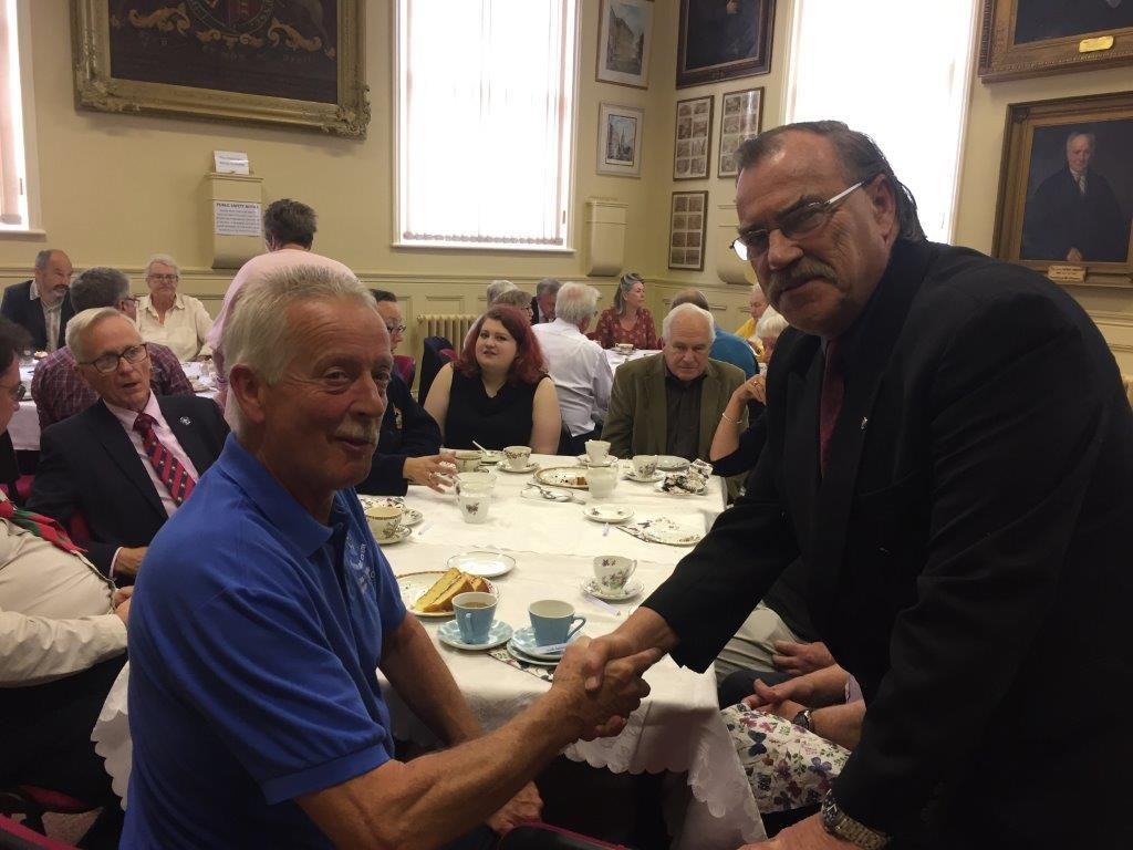 Mayor's Charity Afternoon Tea