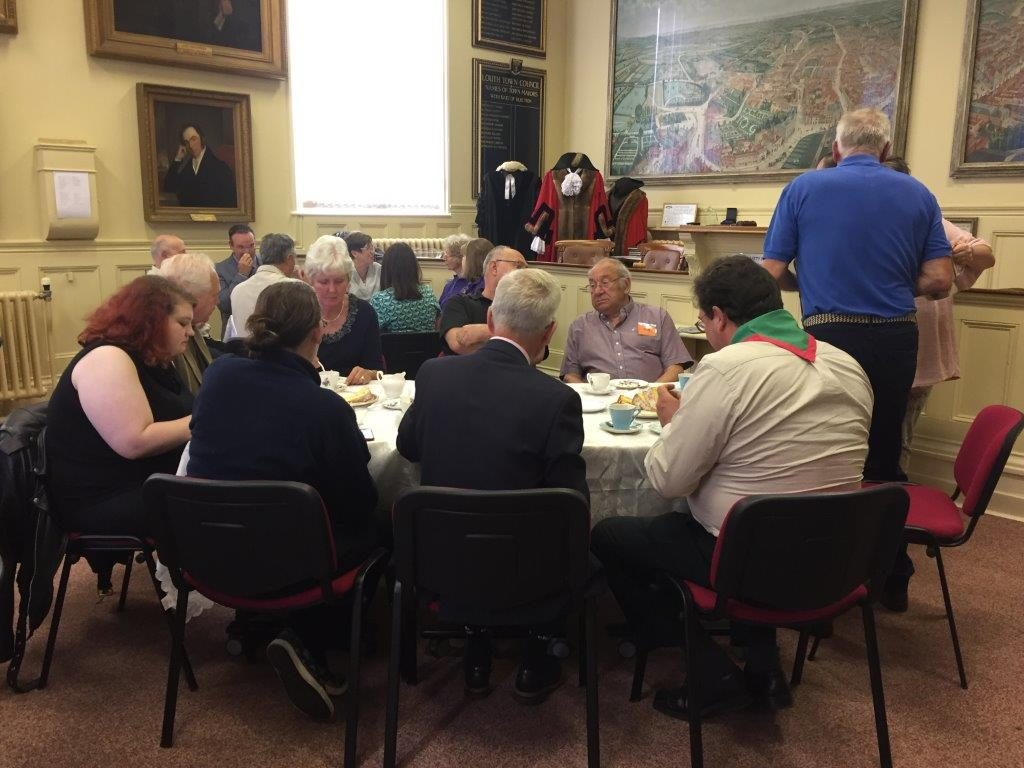 Mayor's Charity Afternoon Tea