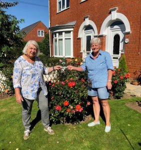 Class 4 1st - Sue Wilkinson and Michael Hobdon, 13 Kenwick Road