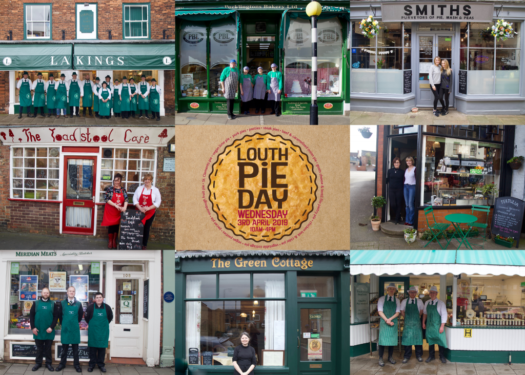 Louth Pie Day