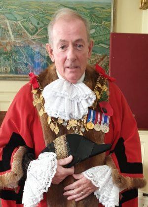 Cllr. Fran Treanor Mayor of Louth