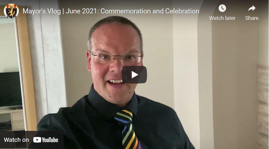 Mayors Vlog June 21