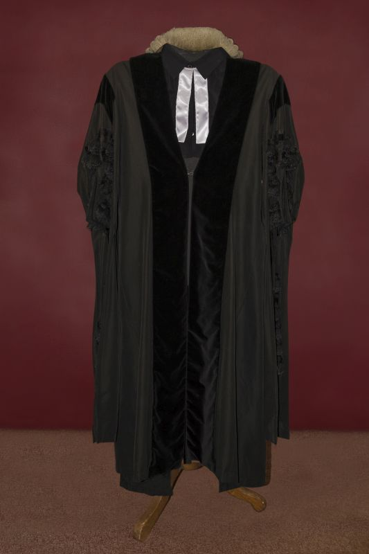 Town Clerks gown © D Hobson