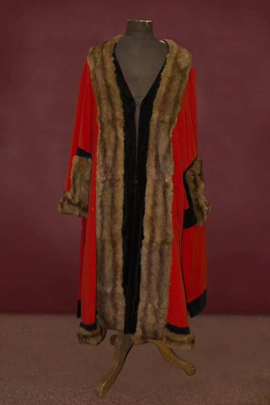 Mayoral Robe © D Hobson