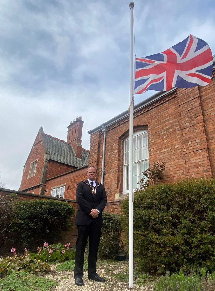 The passing of His Royal Highness The Prince Philip, Duke of Edinburgh