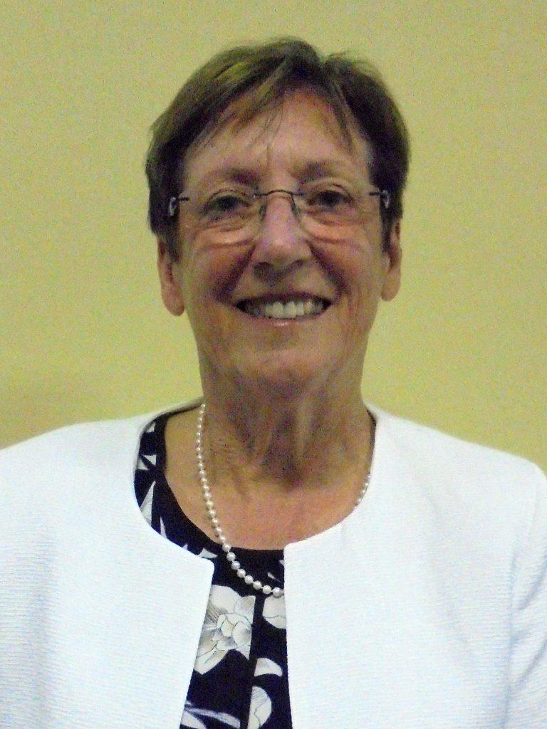 Councillor Mrs Eileen Ballard