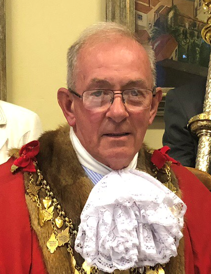 Councillor Fran Treanor Mayor of Louth