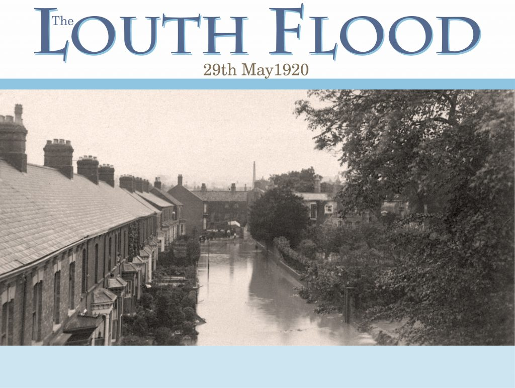 The Louth Flood Virtual Walk