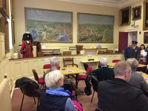 German Lions Club visit Louth