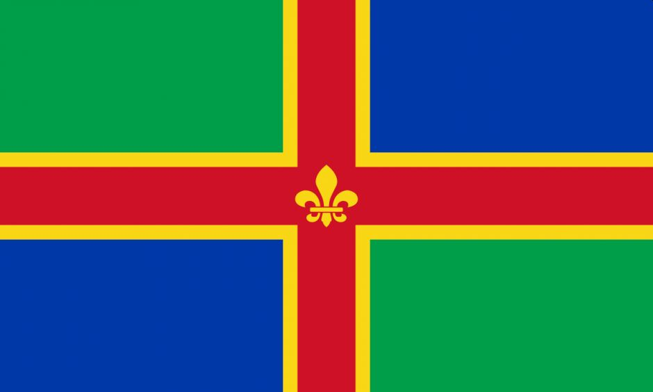Fly the Flag on Lincolnshire Day!