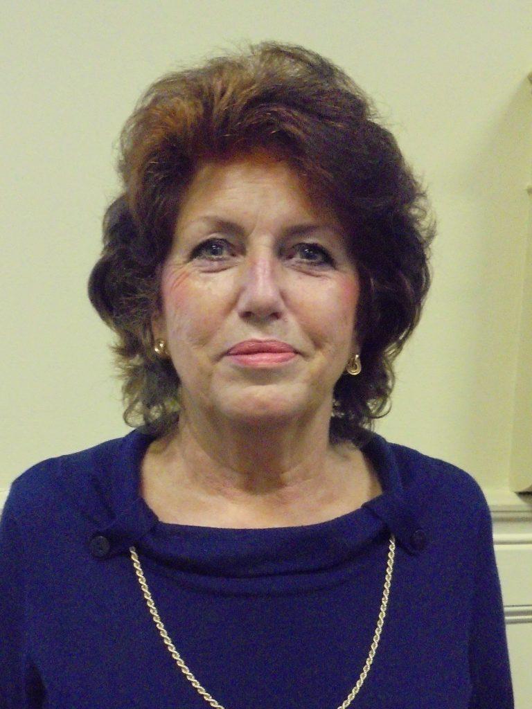 Councillor Mrs Pauline Watson