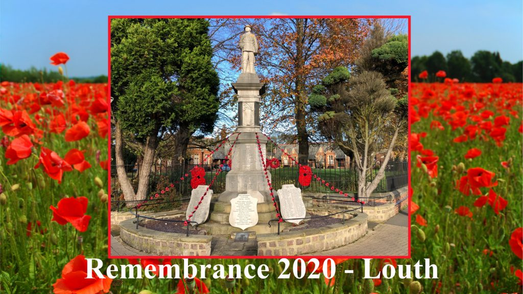 Remembrance Louth 2020