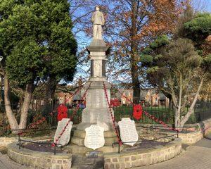 War Memorial November 2020