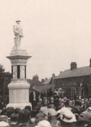 War Memorial Unveiled 21