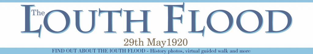 Find out more about the Louth Flood from 1920